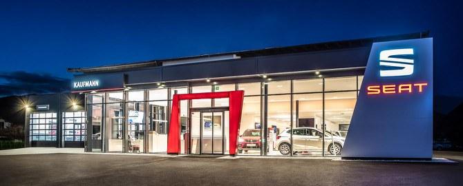 Autohaus Harald Kaufmann GmbH & CoKG